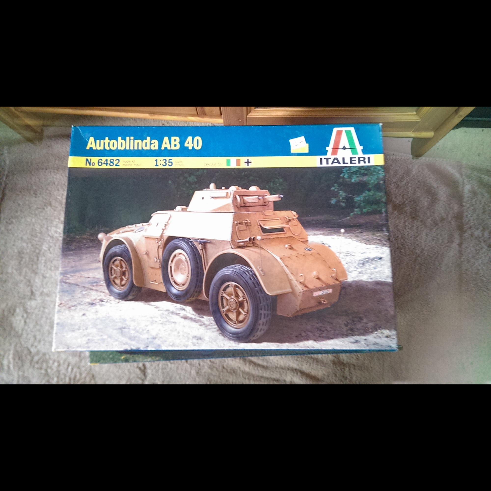 Autoblinda AB40