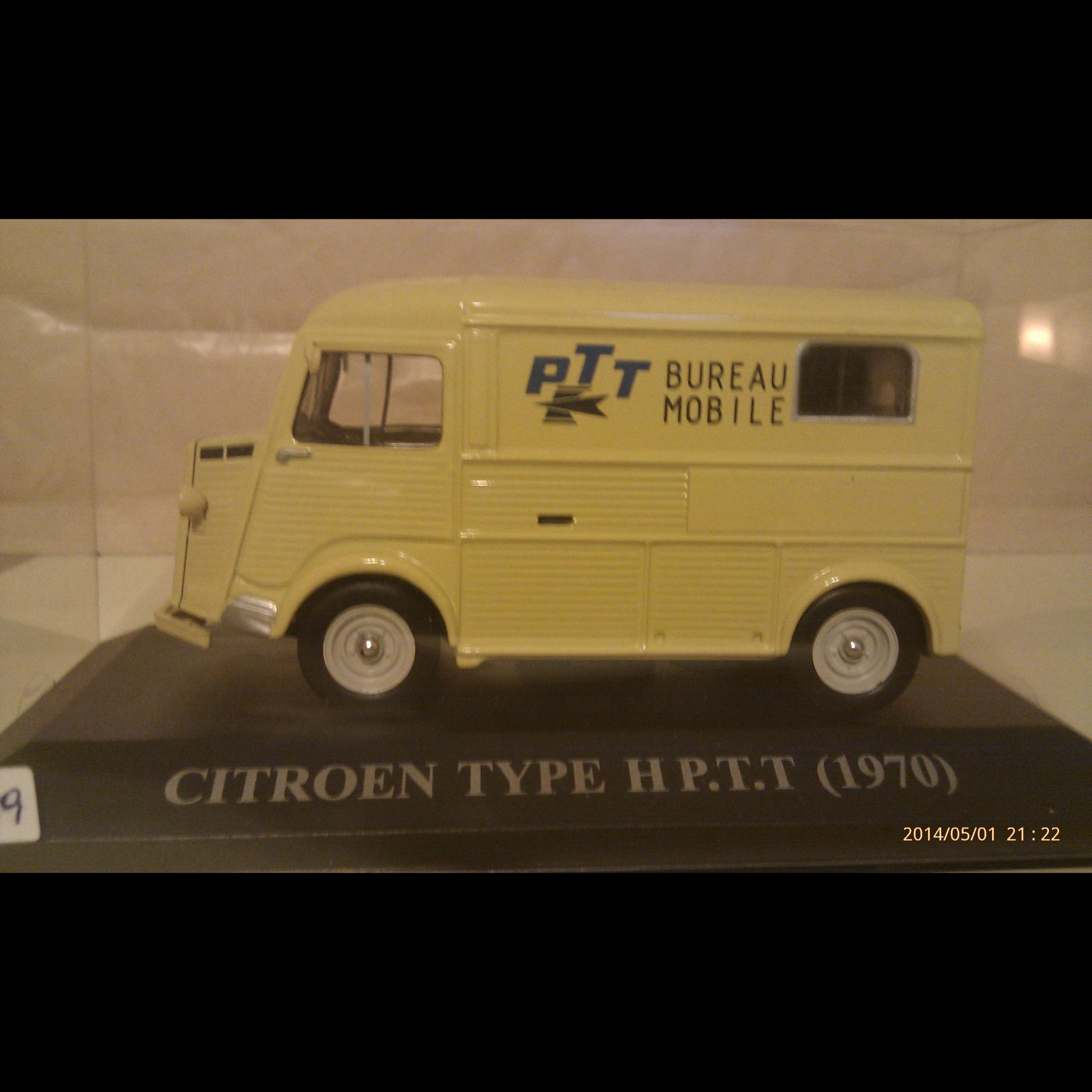 Citroen Type H (1970) PTT