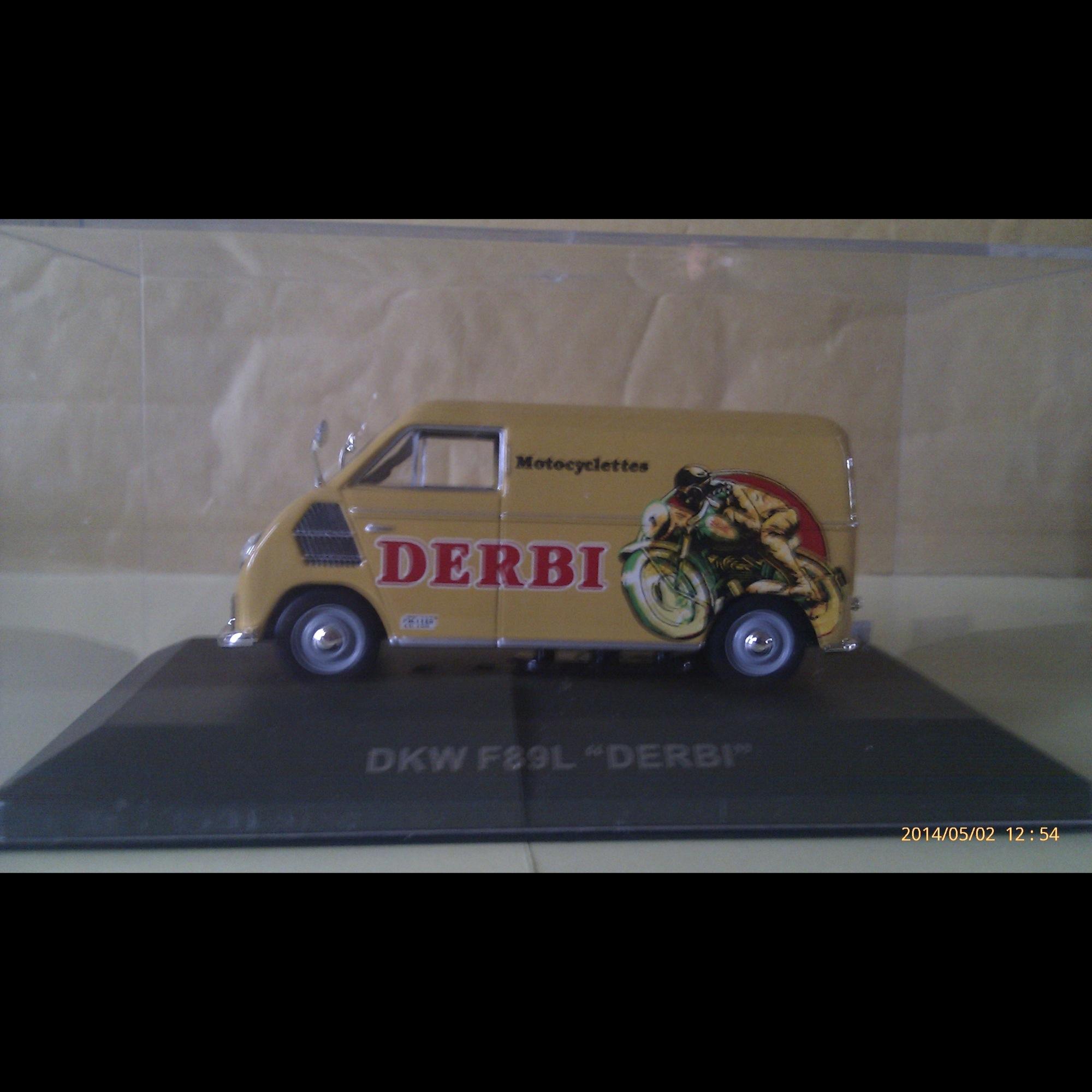 """DKW F89L """"Derbi"""""""