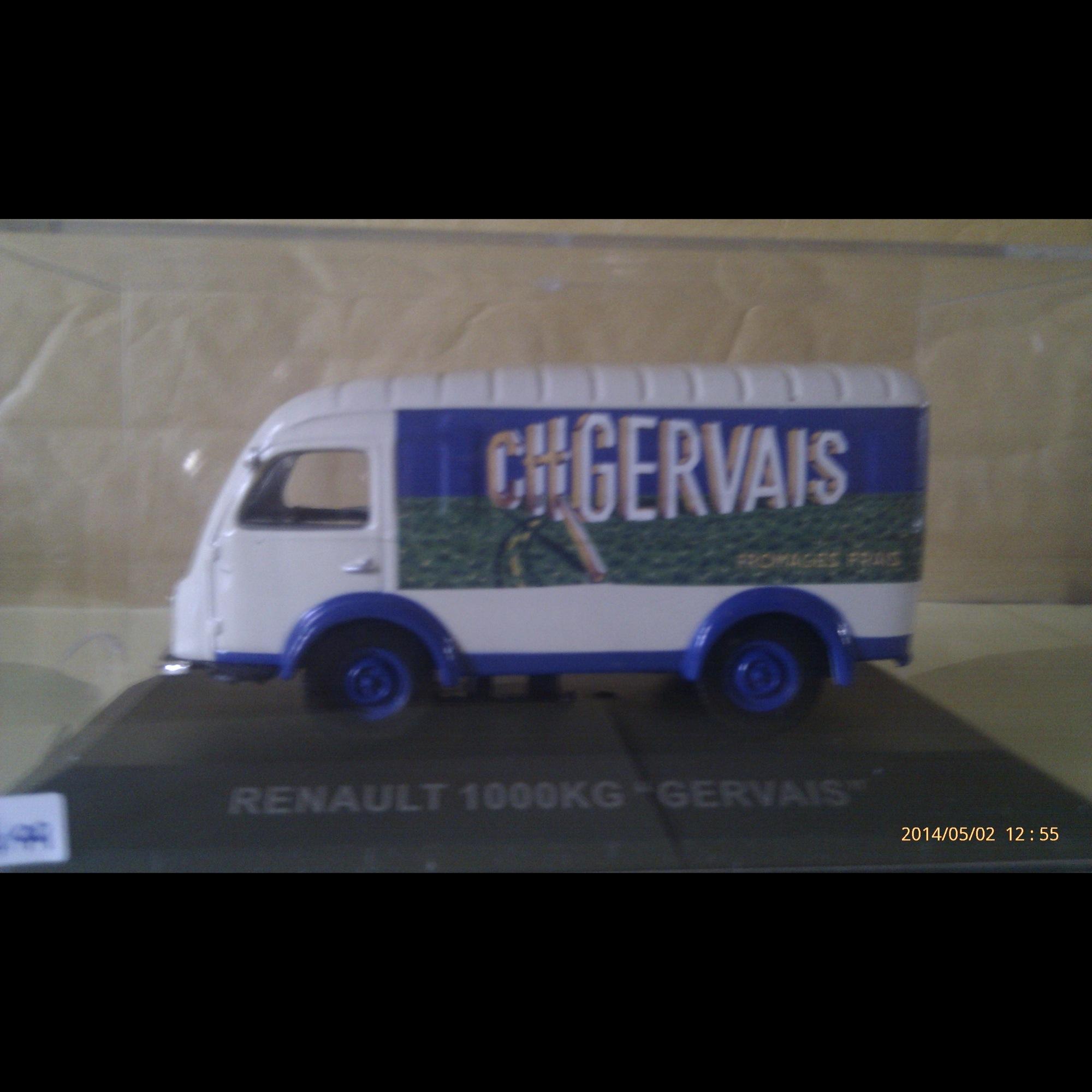"Renault 1000KG ""Gervais"""