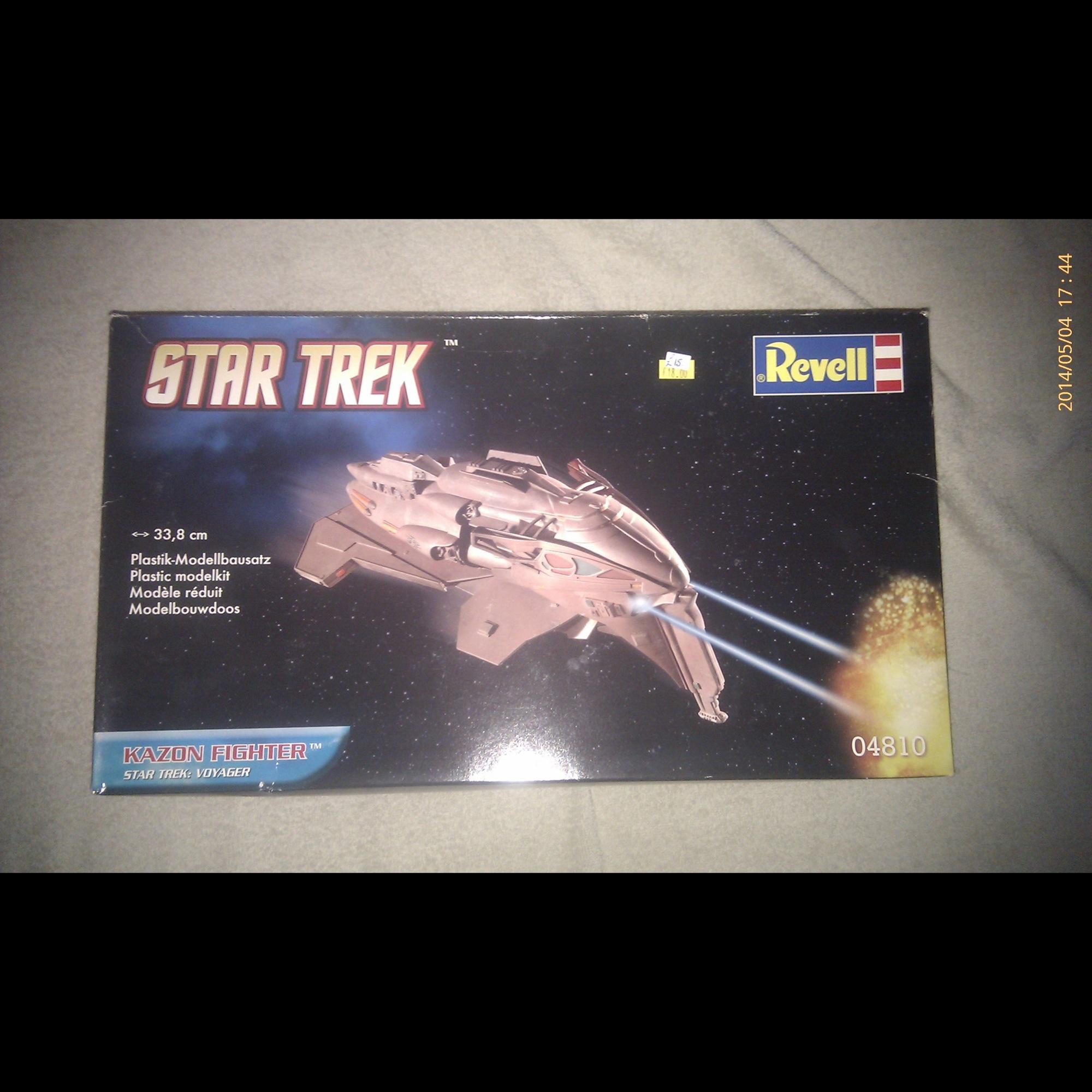 Star Trek - Kazon Fighter