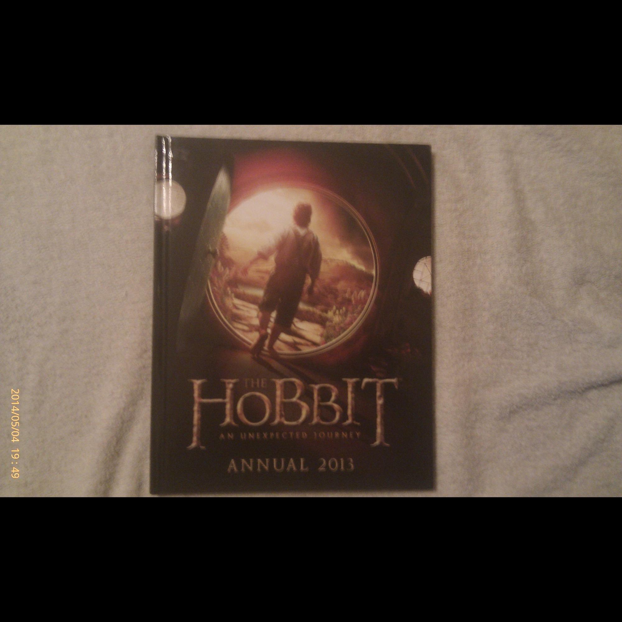 The Hobbit Annual 2013