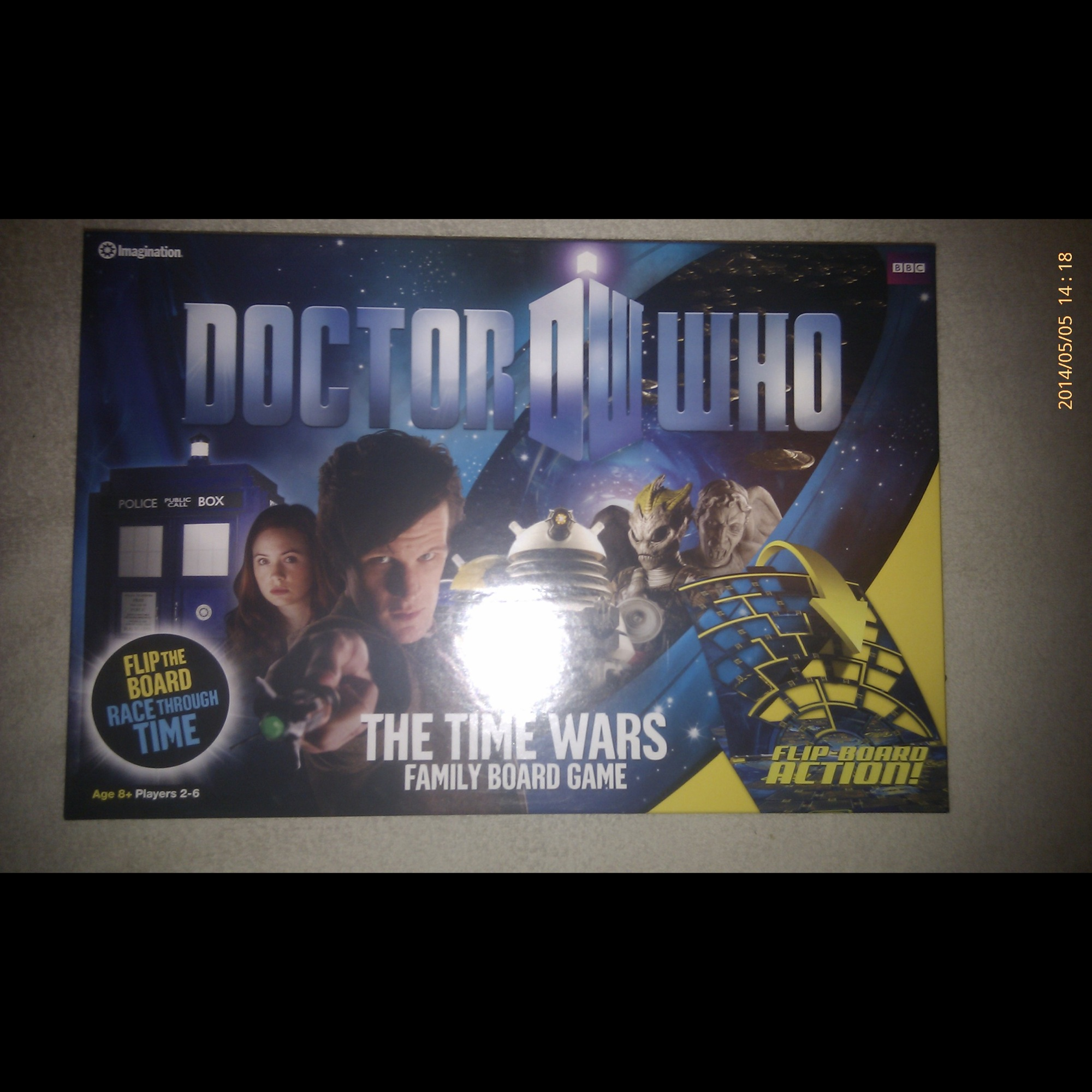 Doctor Who - The Time Wars