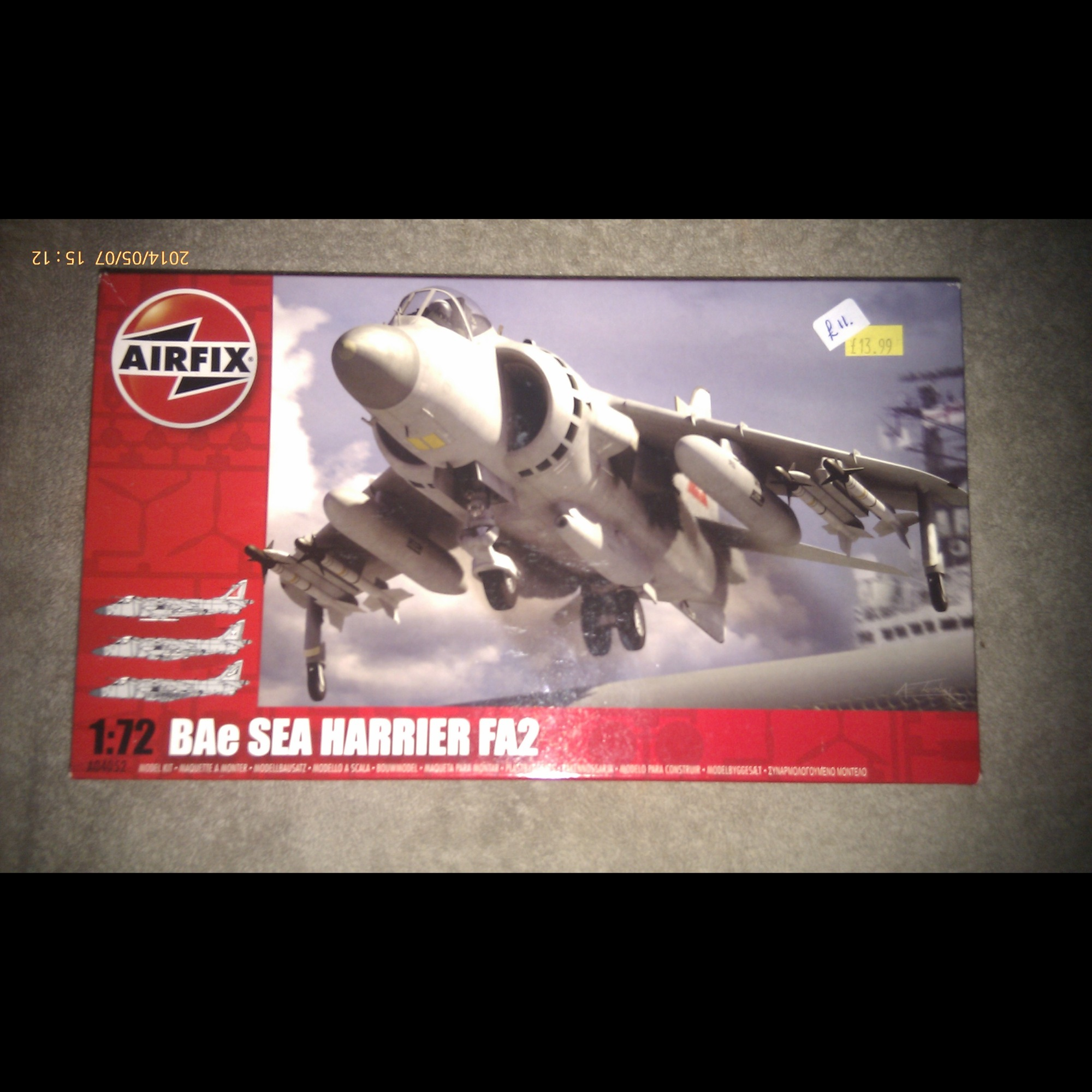 BAe Sea Harrier FA2