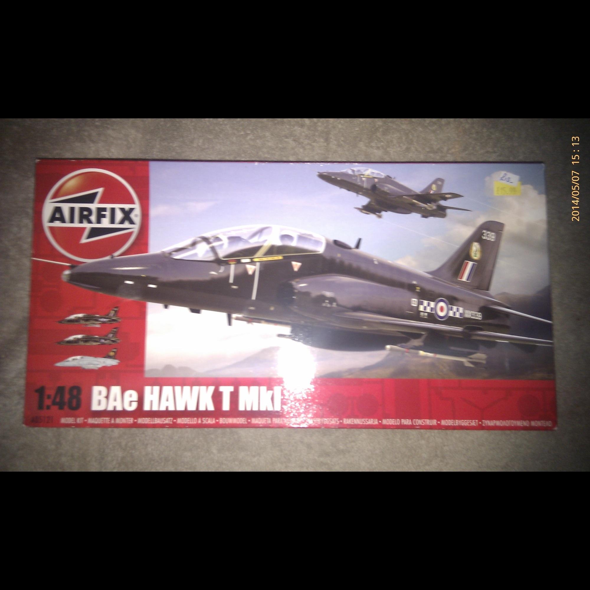BAe Hawk T MkI