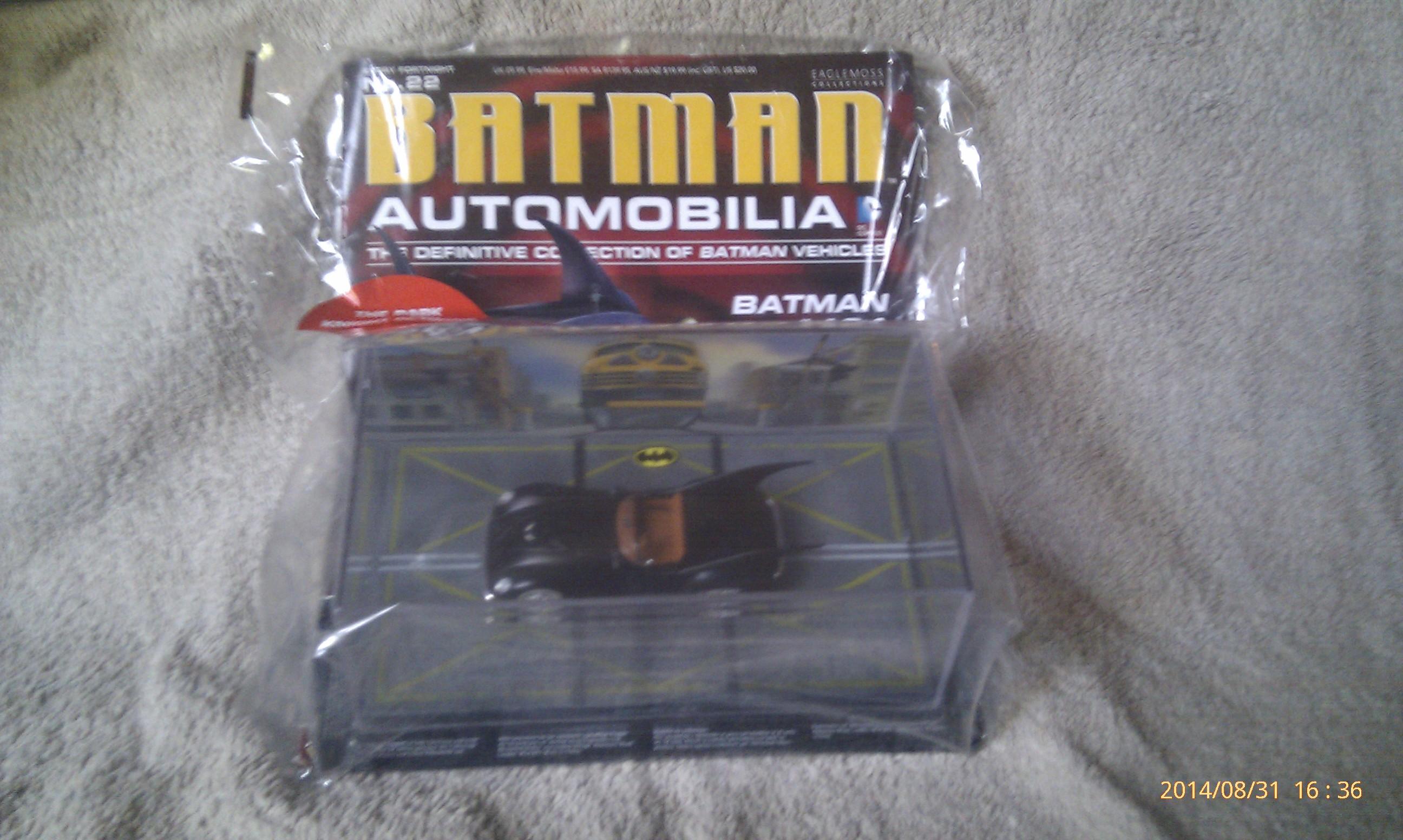 Batman Automobilia 22 - Batman #164