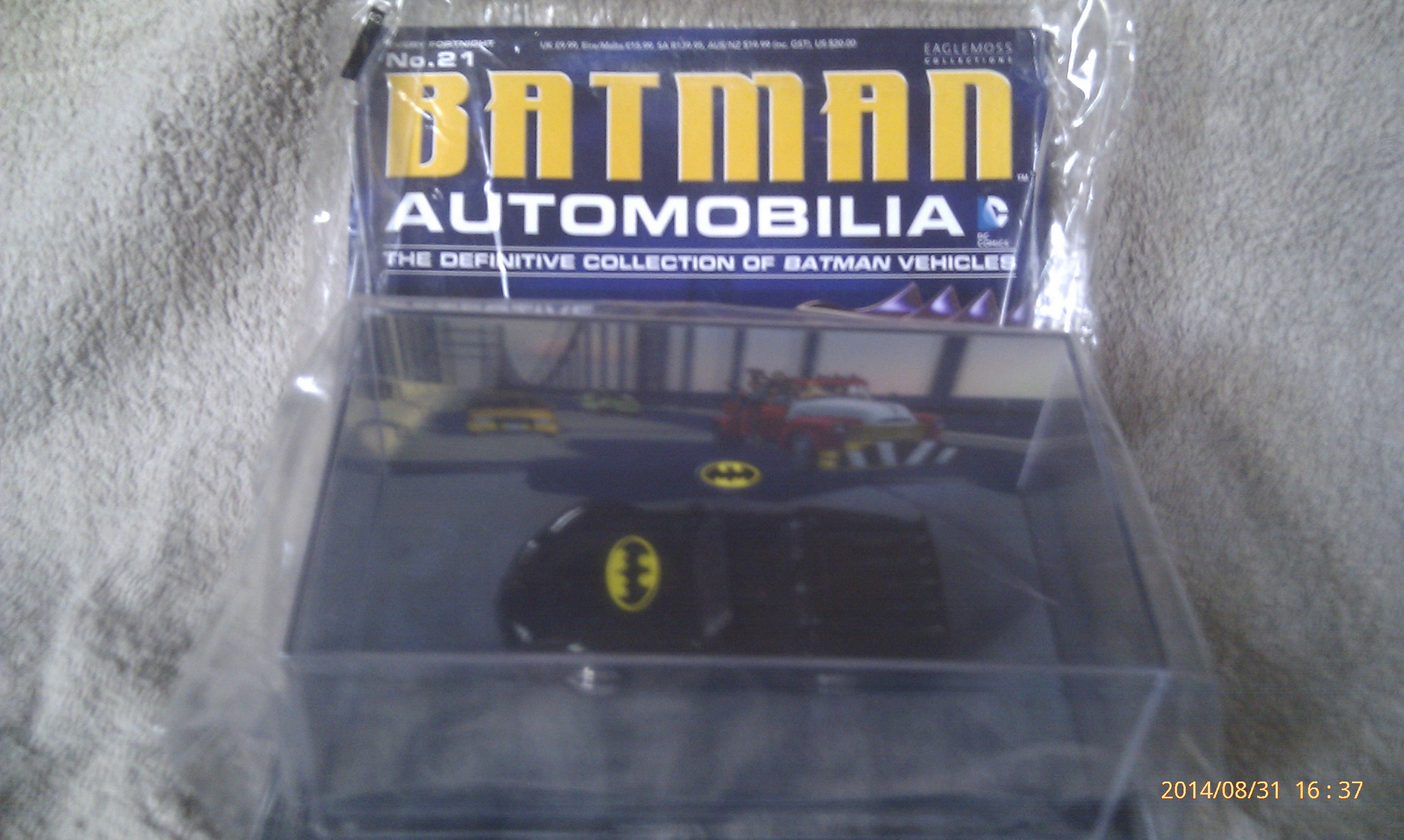 Batman Automobilia 21 - Detective Comics #456