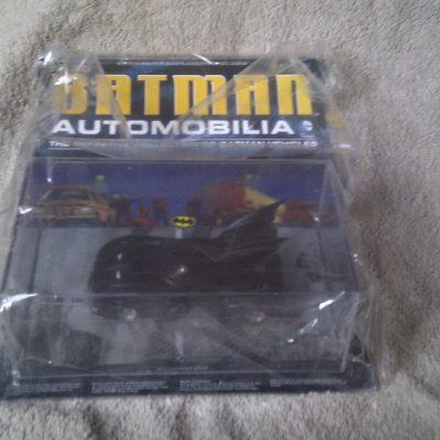 Batman Automobilia 20 - Batman #652