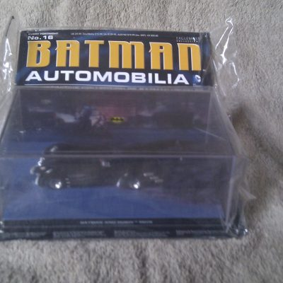 Batman Automobilia 16 - Batman And Robin Movie