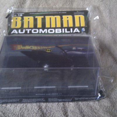 Batman Automobilia 15 - Batman And Robin #1