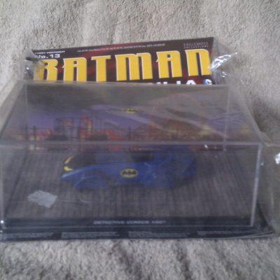 Batman Automobilia 13 - Detective Comics #601