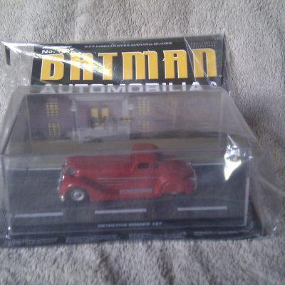 Batman Automobilia 12 - Detective Comics #27