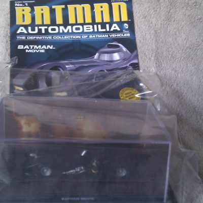 Batman Automobilia 1 - Batman Movie