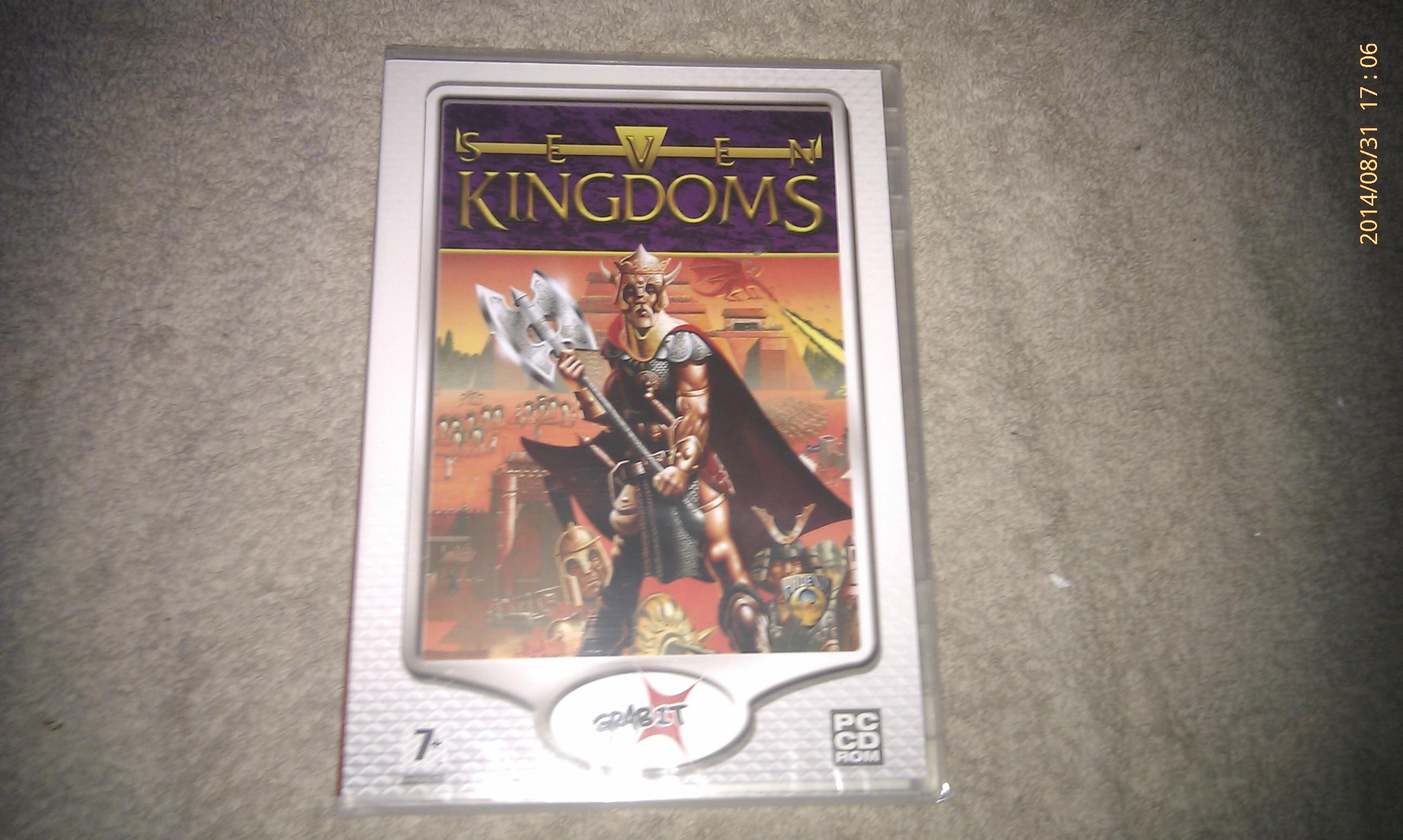 Seven Kingdoms PC Games