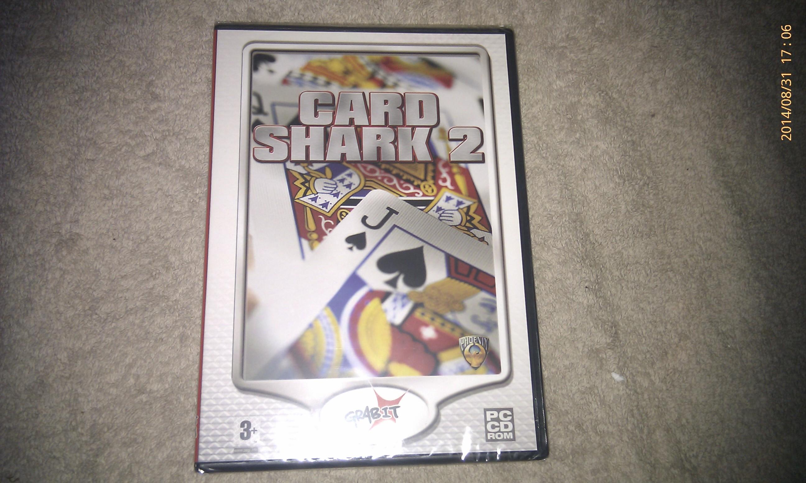 Card Shark 2 PC Game