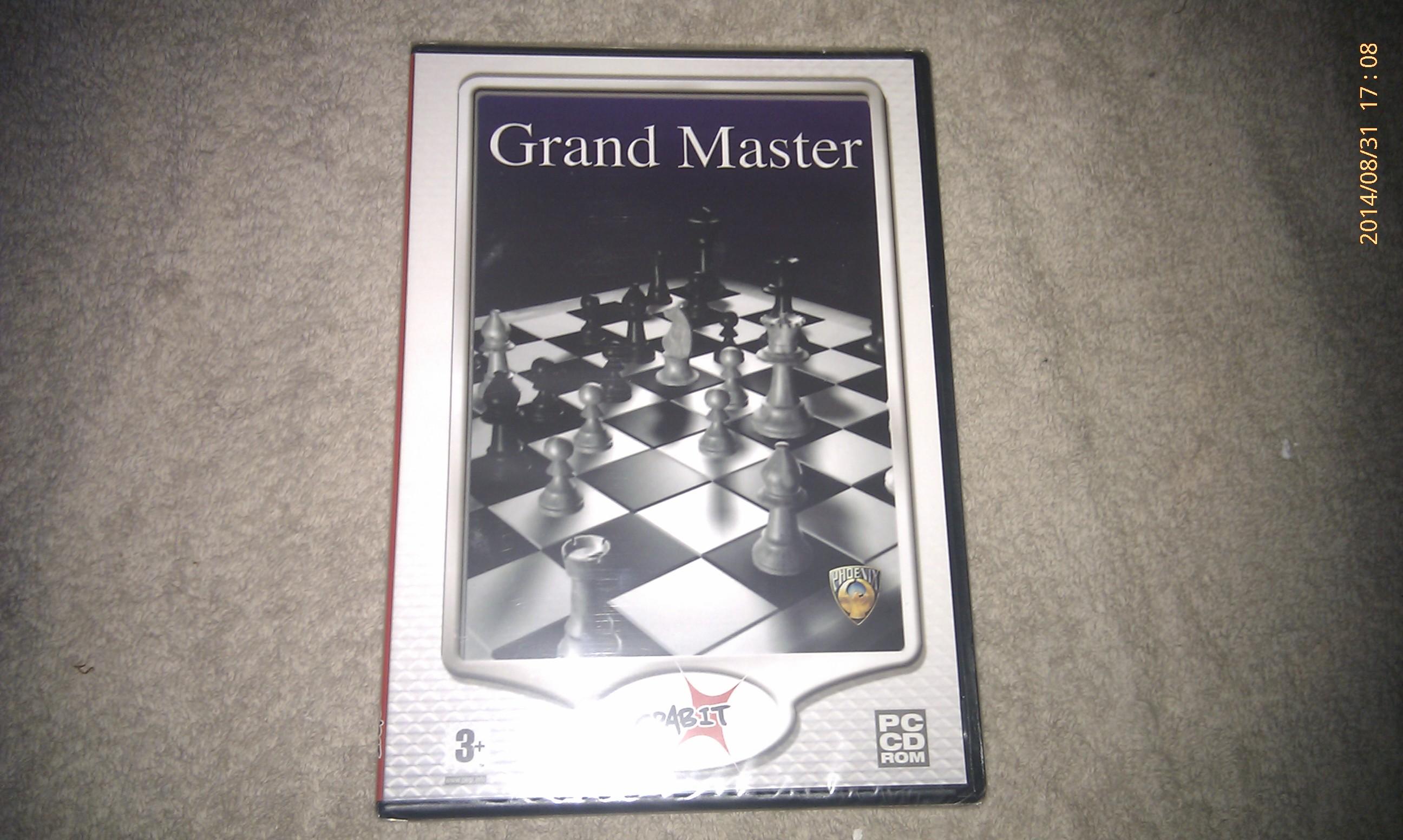 Grand Master Chess PC Game