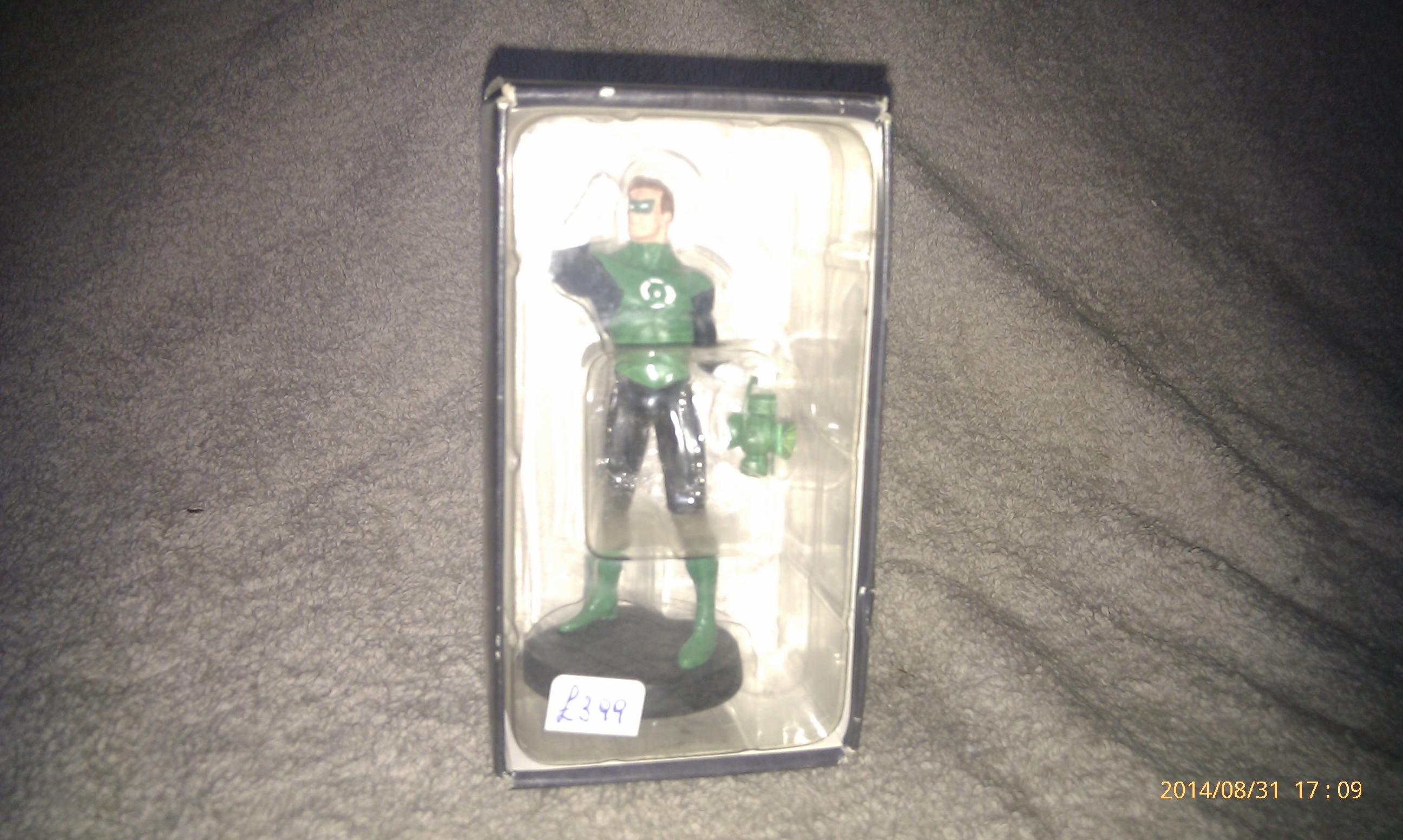 Green Lantern DC Eaglemoss
