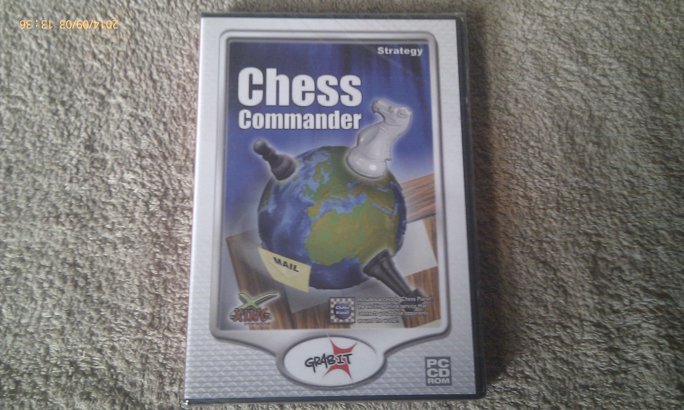 Chess Commander PC Game