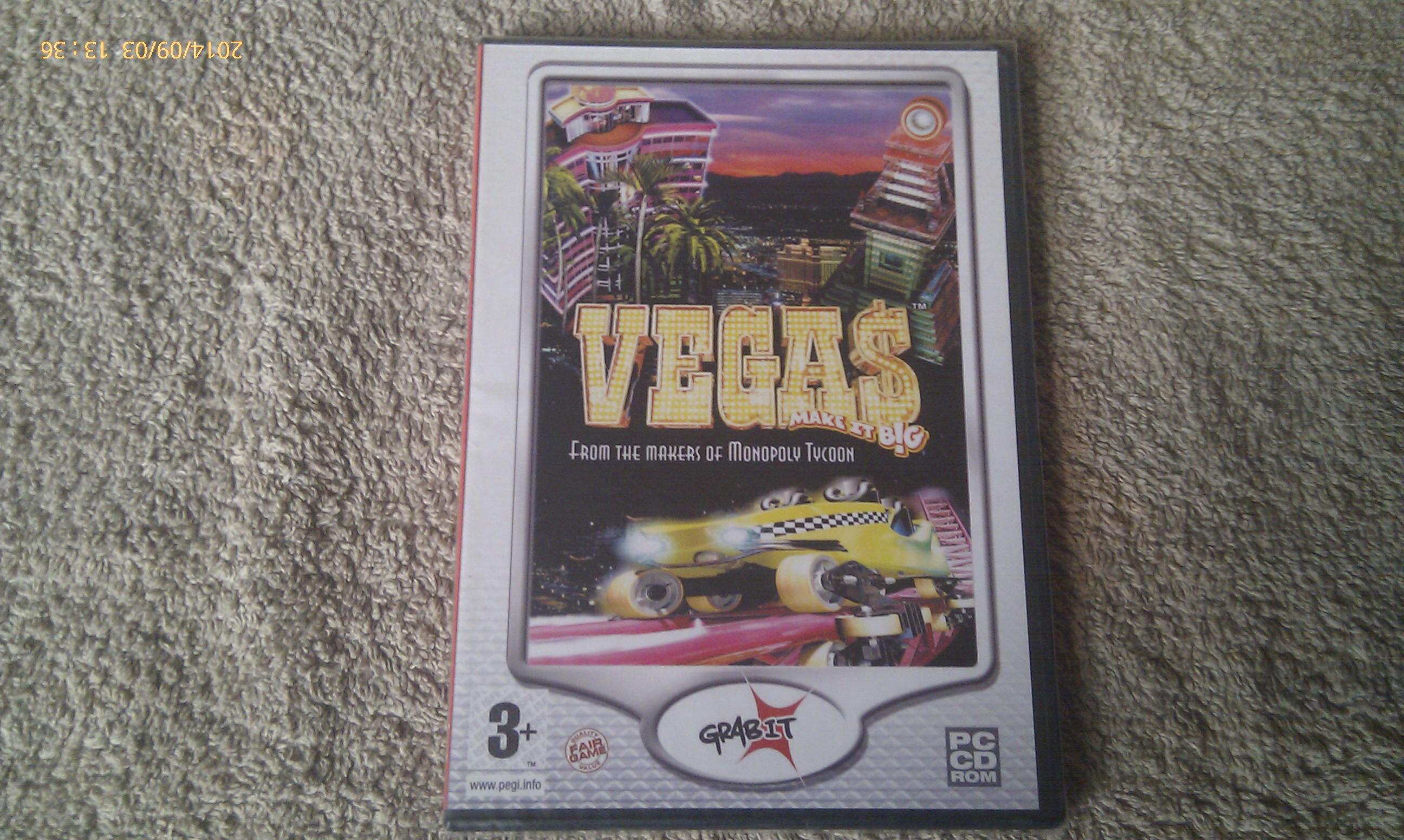 Vegas PC Game