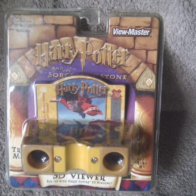 Harry Potter Sorcerer's Stone 3D Viewer