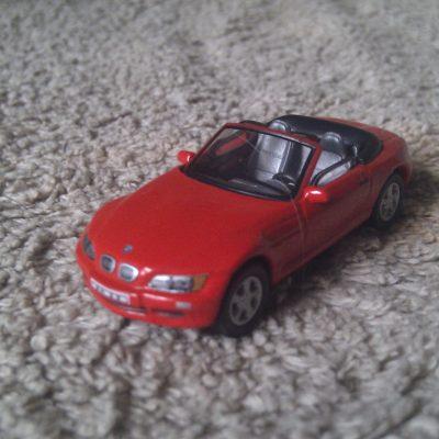 BMW Z3 Cabriolet 1:72