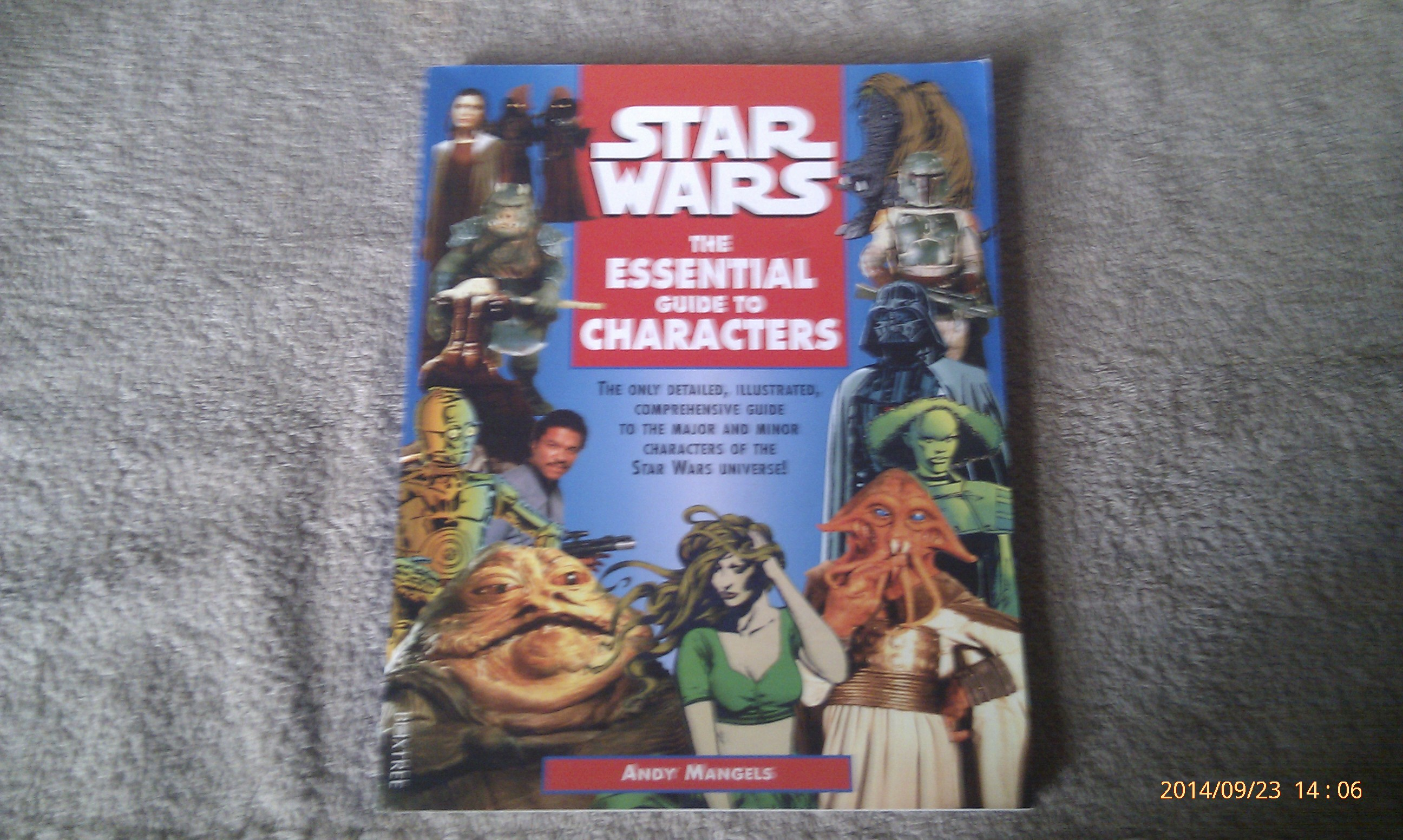 Star Wars - The Essential Guide To Characters