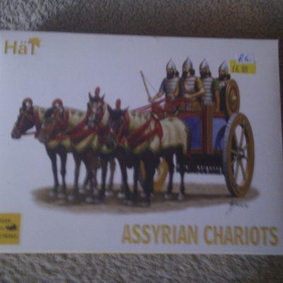Assyrian Chariots 1:72