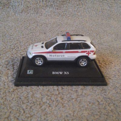 BMW X5 Notarzt
