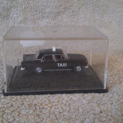 Ford Zephyr Taxi