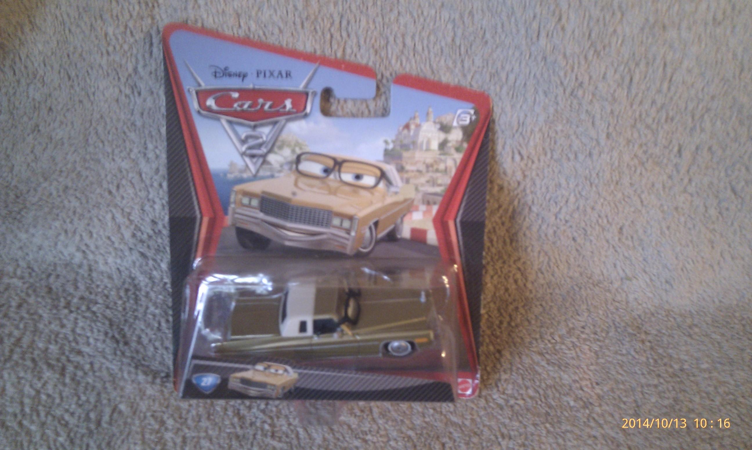 Cars 2 - Mel Dorado 27