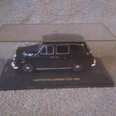 Austin FX4 London Taxi 1965