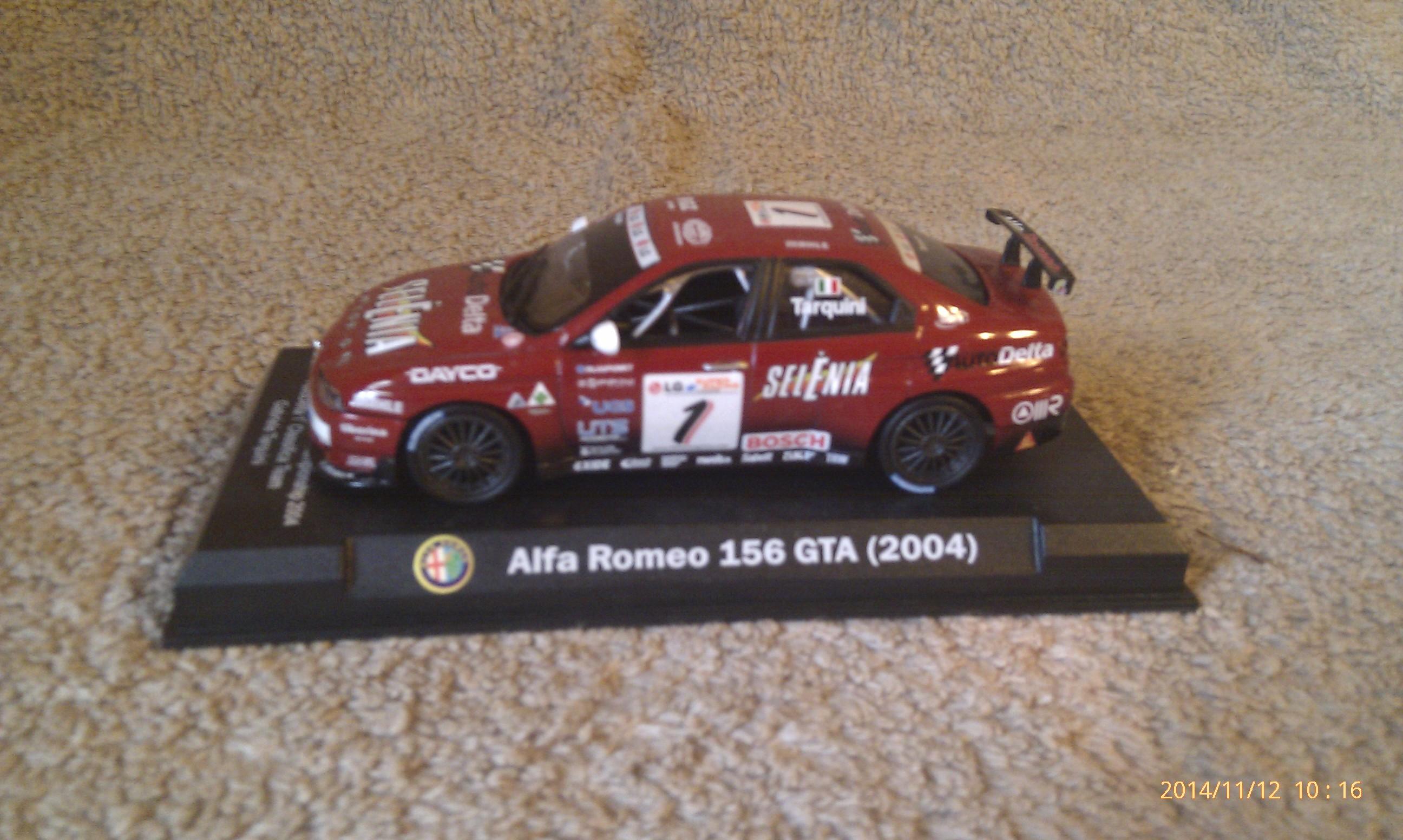 Alfa Romeo 156 GTA 2004