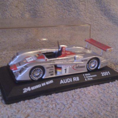 Audi R8 - 24 Heures Du Mans - 2001