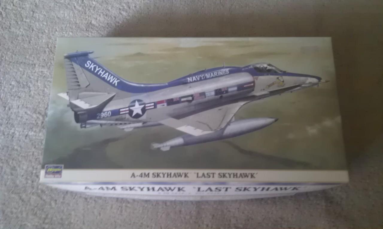 "A-4M Skyhawk ""Last Skyhawk"""