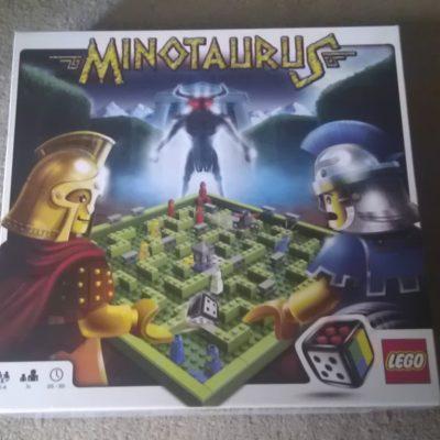 LEGO - Minotaurus 3841