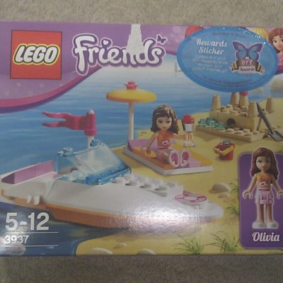 Lego Friends 3937