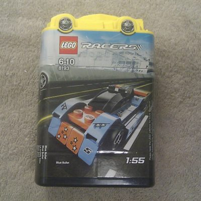 Lego Racers 8193