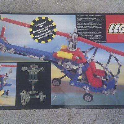 Lego Technics 8844