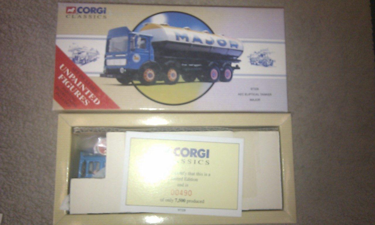 Corgi 97328 Major Tanker