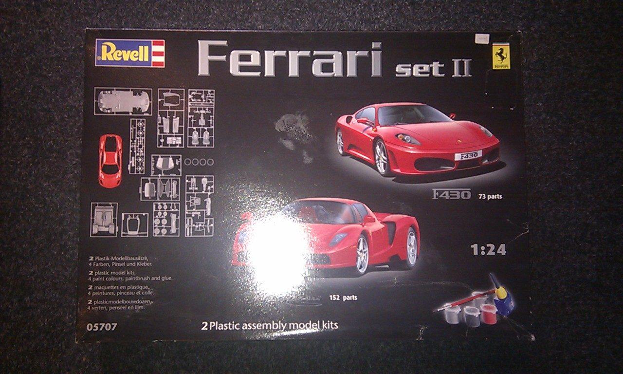 Ferrari F430 - Enzo Ferrari Set II