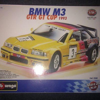 BMW M3 GTR GT Cup 1993