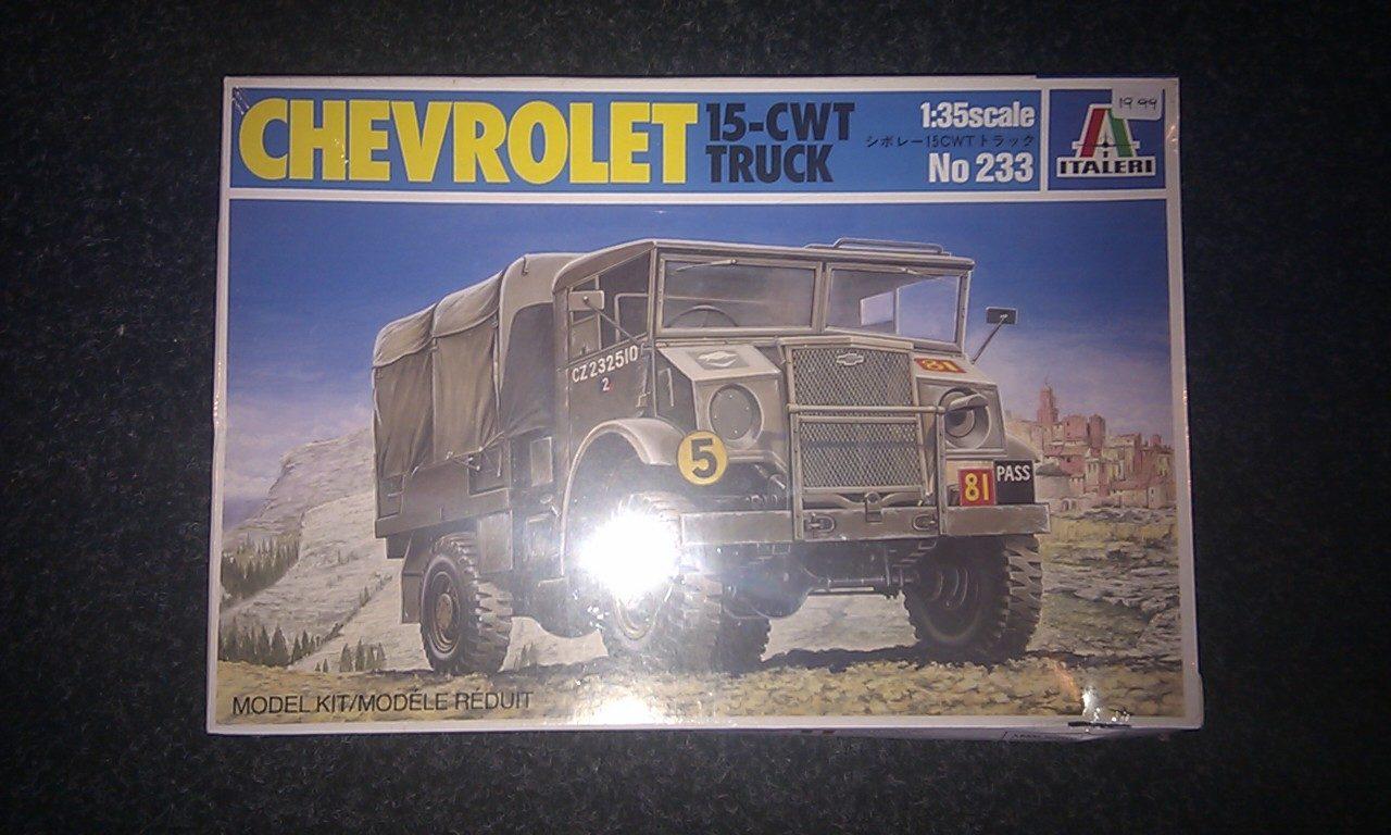 Chevrolet 15 CWT Truck