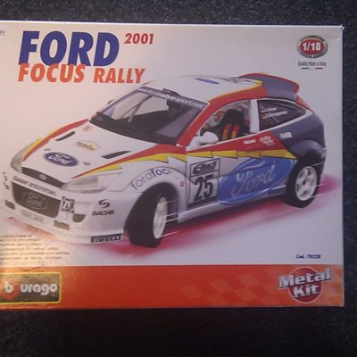 Ford Focus Rally 2001