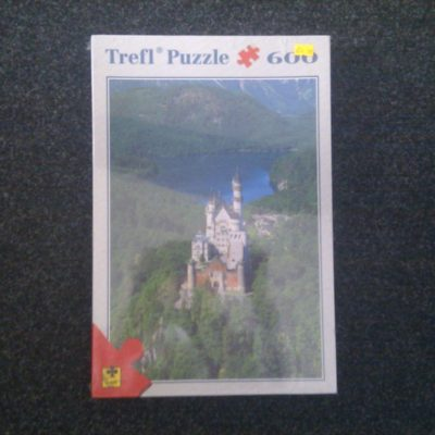 Neuschwanstein Castle puzzle
