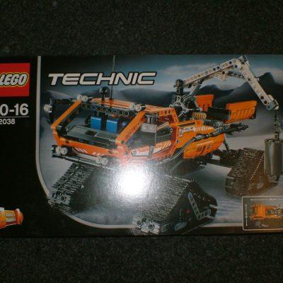 Lego 42038 Technic Arctic Truck