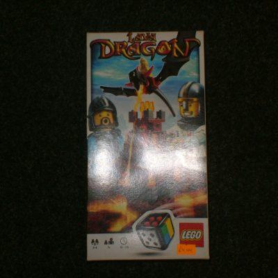 Lego 3838 Land Dragon Board Game