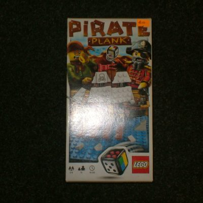 Lego 3848 Pirate Plank Board Game