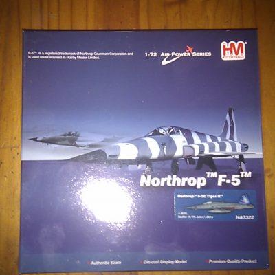 HobbyMaster HA3322 Northrop F-5E Tiger II