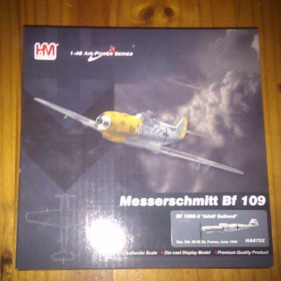 HobbyMaster HA8702 Messerschmitt Bf 109
