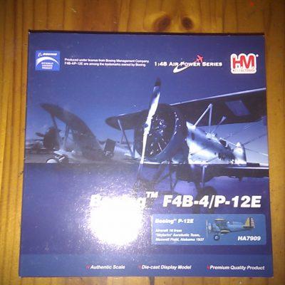 HobbyMaster HA7909 Boeing F4B-4/P-12E
